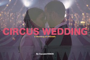 Circus Wedding // Boda en Barcelona