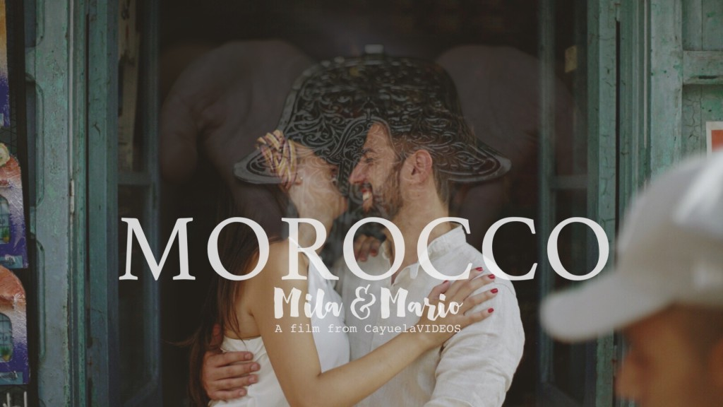Video de boda en Marruecos