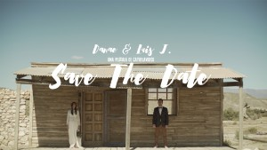 Portada Save The Date Wedding