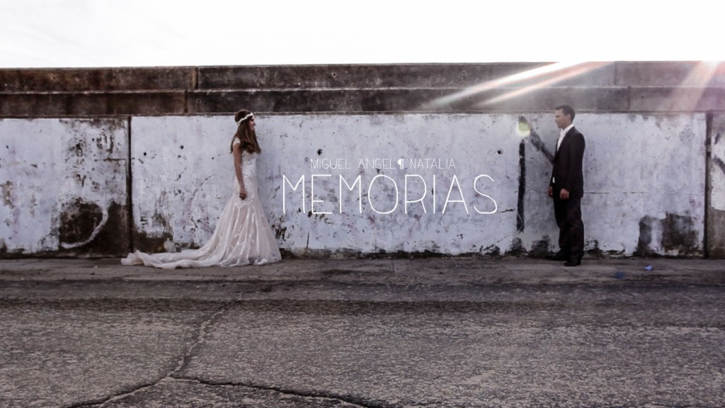 Video de boda creativo en Huelva